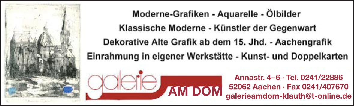 Galerie am Dom